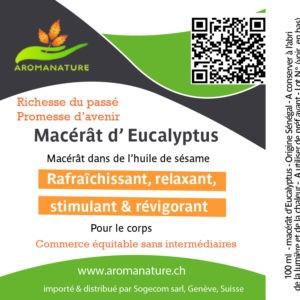 Macérât d'Eucalyptus
