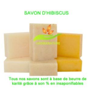 SAVON-D'HIBISCUS-BISSAP