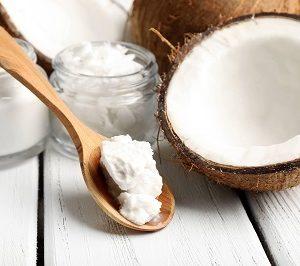 huile de coco désodorisé