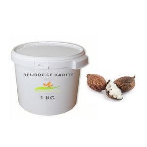 Beurre de karité non raffiné – 100 grs & 1000 grs