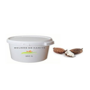 Beurre-de-karite-250g- shea butter