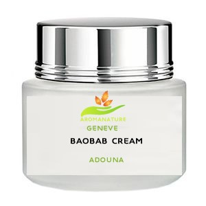 Crème de baobab - Cosmétique naturel - Genève-Suisse-Huile de baobab