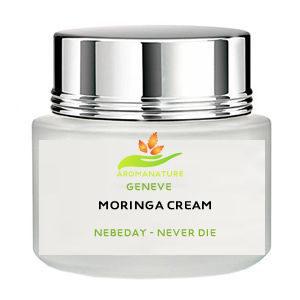 Crème de Moringa 100% naturelle – 100 grs