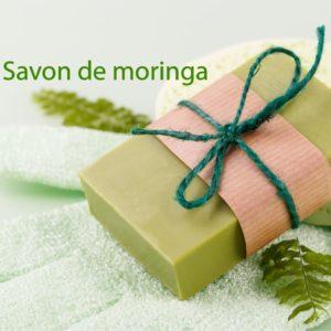 Savon Moringa – Nébéday-100 g