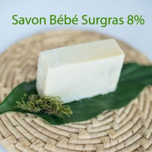 Savon surgras 8% – Extra-doux-100 g