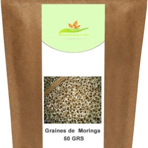 Graines de Moringa Oleifera – 50 grs