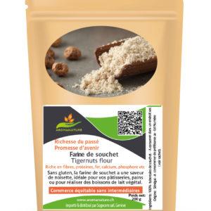 Farine de souchet – 200 GRS