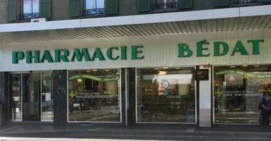 Pharmacie Bédat