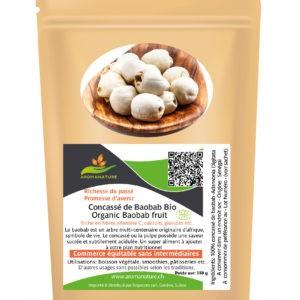 Boisson végétale – Baobab-corossol – 1 L