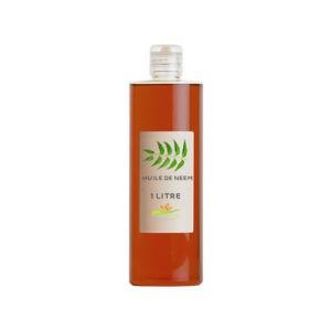 Huile végétale de neem – 100ml & 1000 ml