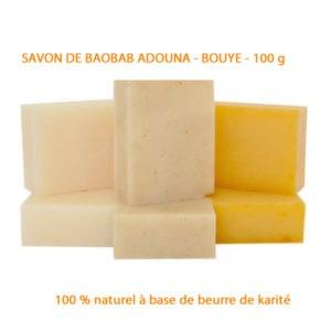 Savon Baobab Adouna – Bouye – 100 g
