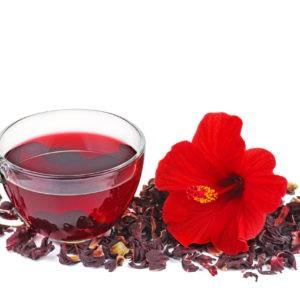Poudre de d'hibiscus-Karkadé 250 GRS