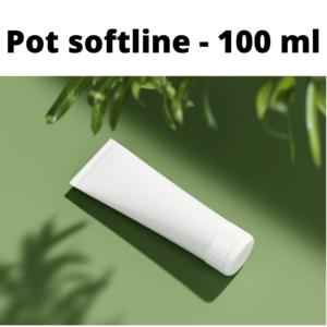 Tubes en PE blanc – 130 ml