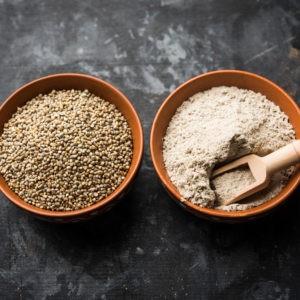 Farine de mil – sans gluten
