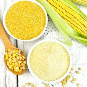 Farine de maïs – sans gluten