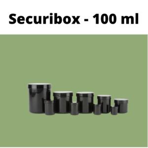 Pots à onguents 100 ml