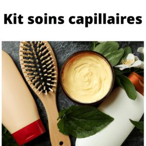 KIT DIY  Masque capillaire